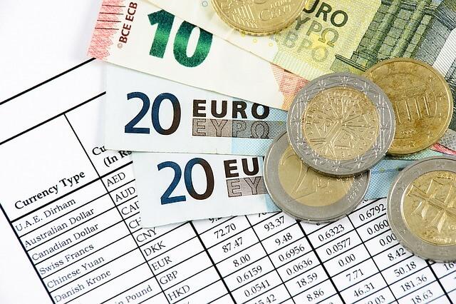 ヨーロッパのお金