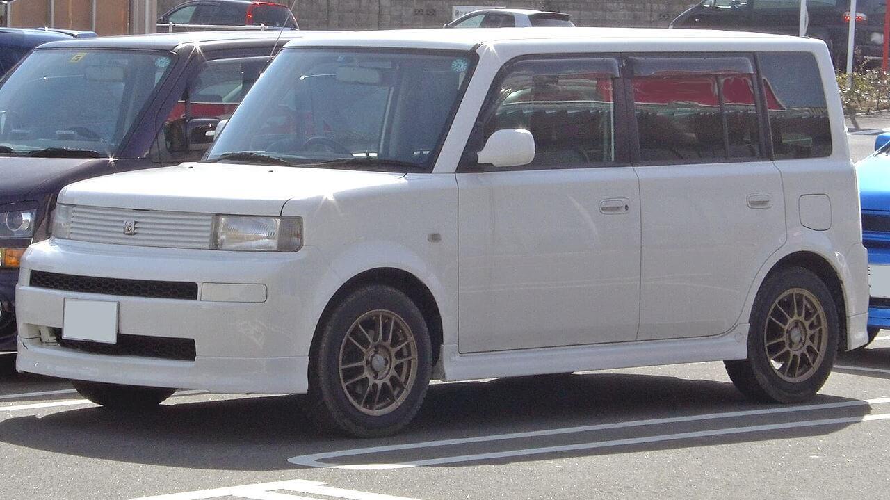 トヨタbB