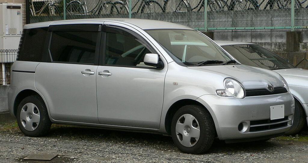トヨタ・シエンタ