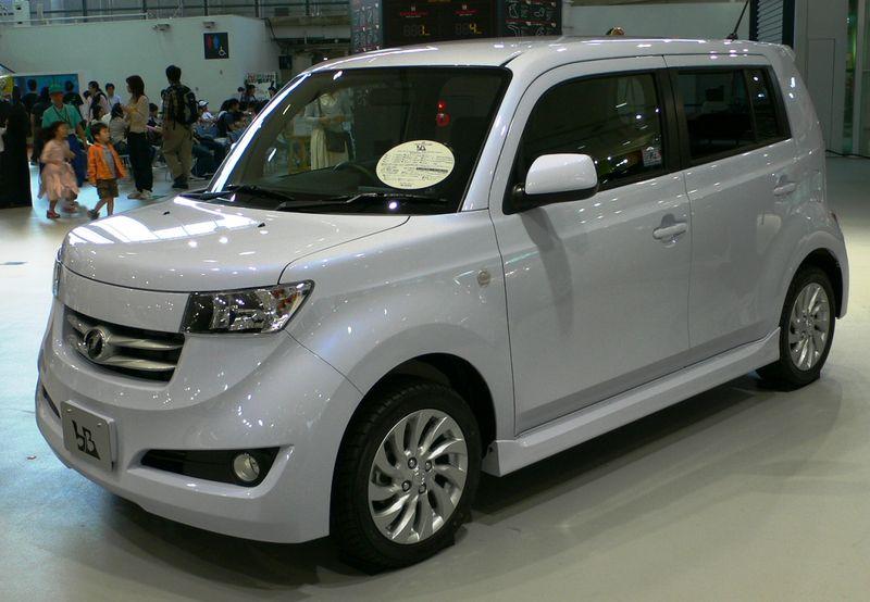 トヨタ・bB