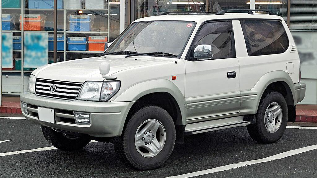 トヨタ・ランドクルーザープラド