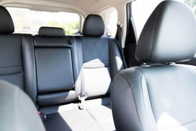 車の座席シート